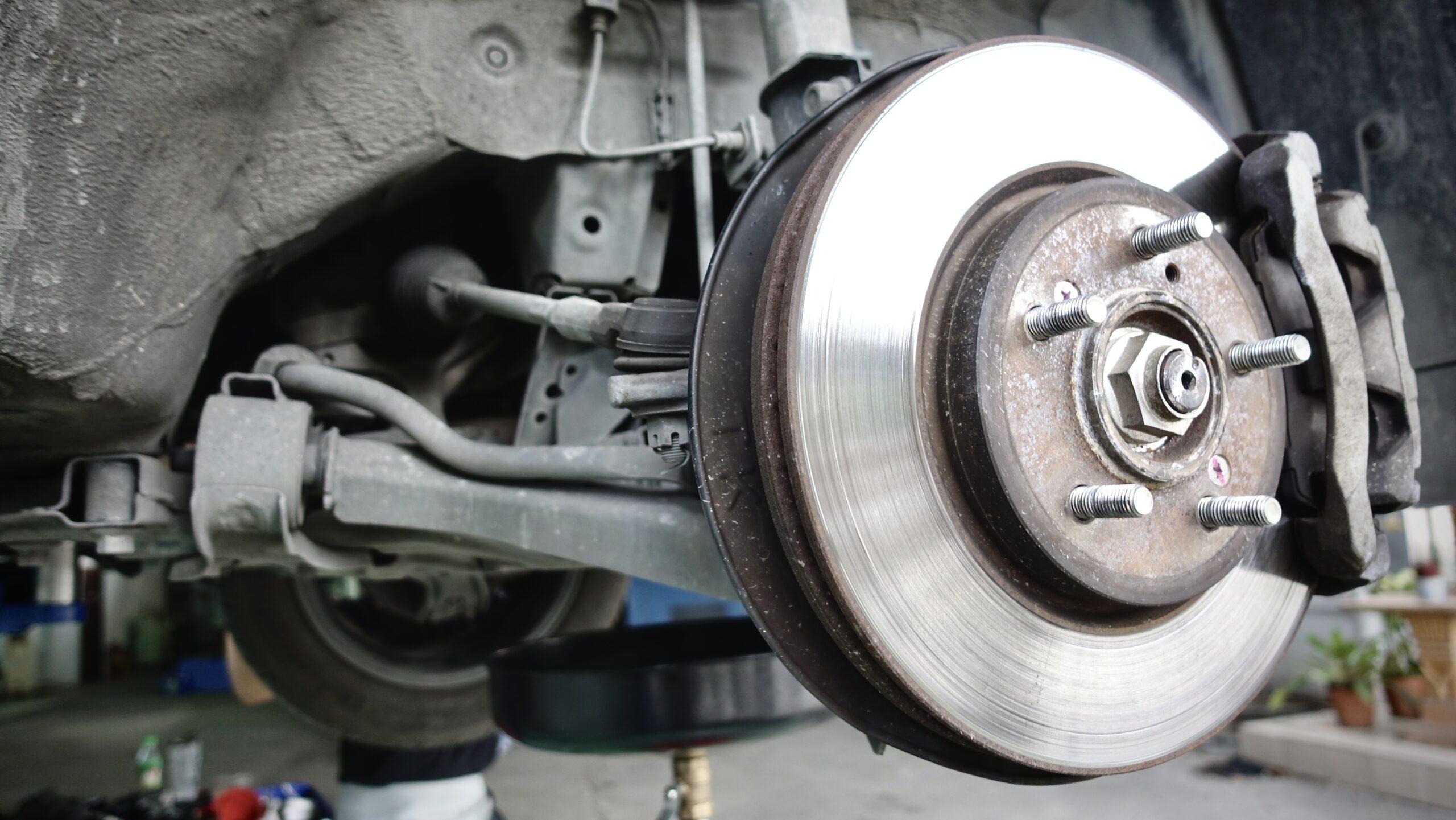 brakes checked